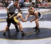 Tyler Bath Competes at National Wrestling Tournament