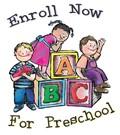 Now Enrolling for Preschool  image