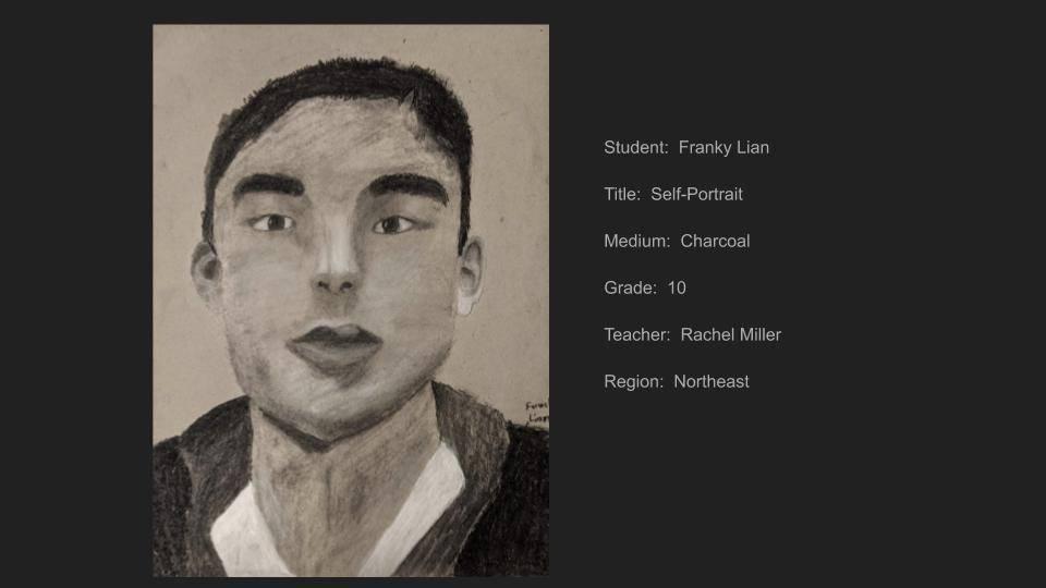 "Frankie Lian ""Self Portrait"""