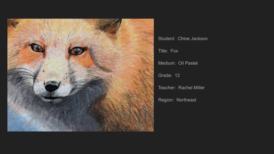 "Chloe Jackson ""Fox"""