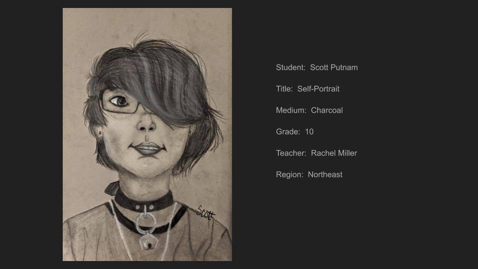 "Scott Putnam ""Self Portrait"""