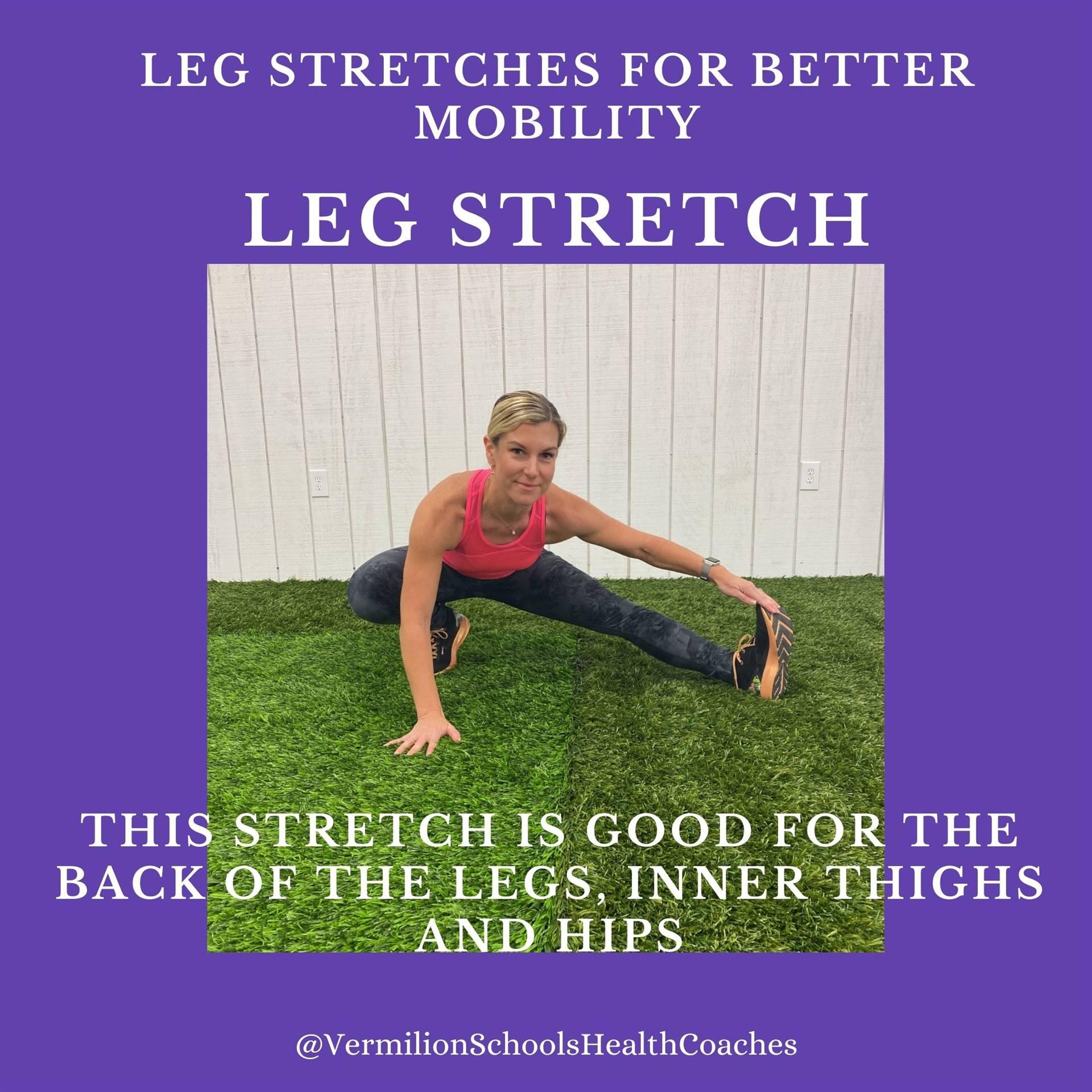 Leg Stretch #1