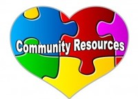 Community Resource Grapic