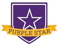 Purple Star Designation from Ohio Department of Education
