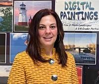 Mrs. Lisa Deliz, School Principal