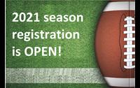 Football Registration Time