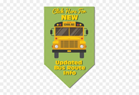 Click Here for Updated Bus Route Info